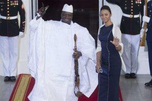 Gambia confisqueert vermogen Jammeh