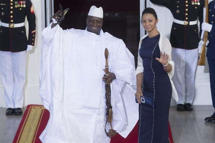Gambia confisqueert vermogen en bezittingen van de voormalige president Yahya Jammeh.