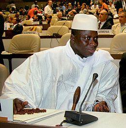 De Gambiaanse dictator Yahya Jammeh, die zijn verkiezingsnederlaag in december niet wil aanvaarden, heeft twaalf ambassadeurs, onder wie die in België, ontslagen en teruggeroepen.
