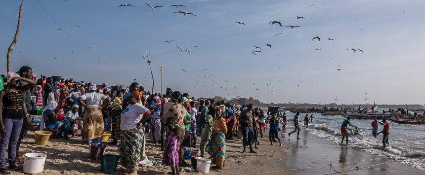 Tanji Fishing Village, een beleving voor al je zintuigen